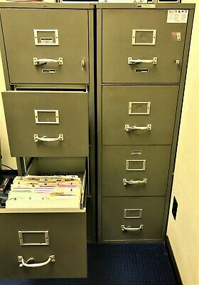 Safes  Office Safes Fire Proof 4-drawer Insulated Vertical File Cabinets