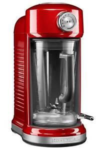 KitchenAid Magnetic Drive Blender Powerful 1300W KSB5080 Mixer RED