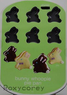 Wilton Easter 12 Cavity Spring Bunny Whoopie Pie Pan - Whoopie Pie Pan