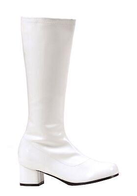Girls White Go Go Boots](Girls White Go Go Boots)