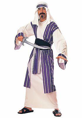 Adult Saudi Arabian Desert Prince Costume Standard (Male Arabian Costume)