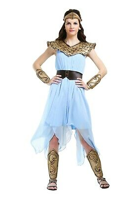 WOMEN'S ATHENA COSTUME USED SIZE SMALL