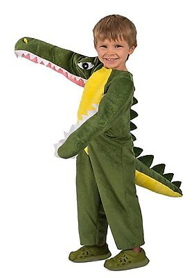 Child Chomping Crocodile Costume - Crocodile Baby Costume