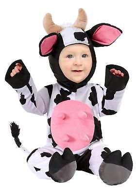 Infant Happy Cow Costume (Baby Cow Costumes)
