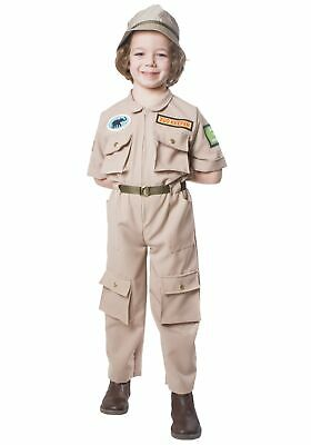 Child Zoo Keeper Costume - Zoo Keeper Kostüm