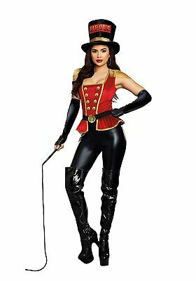 Women's Lion Tamer Costume - Lion Costume For Women