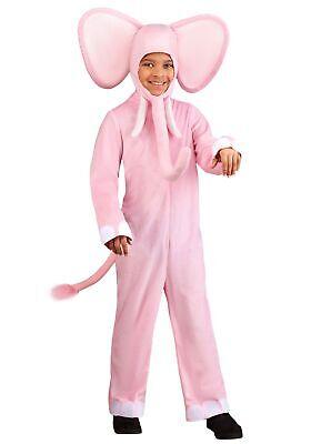 Pink Elephant Kid's Costume](Elephant Costume Kids)