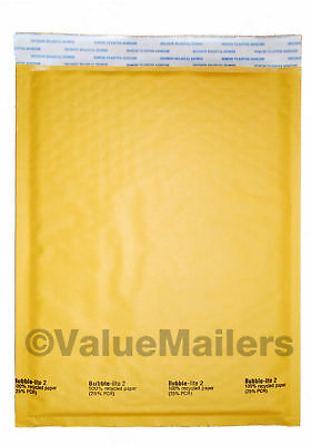 2 Kraft 8.5 X 12 Bubble Lite Mailers Dvd Padded Envelopes Bags 25 100 To 2000