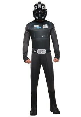 Rubies Star Wars Tie-Fighter Pilot Adult Mens Costume Size X-Large #810370