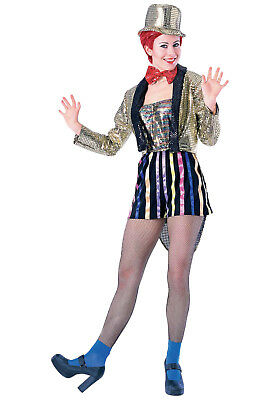 The Rocky Horror Picture Show - Adult Columbia Costume (Rocky Horror Show Costume)
