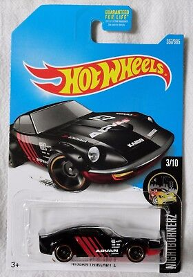 "2017 Hot Wheels Nissan Fairlady Z, ""CASE Q"" Ships World Wide"