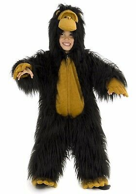 $89 USED RETIRED CHASING FIREFLIES KIDS CHILD GORILLA CHIMP MONKEY COSTUME 4 - Child Gorilla Costume