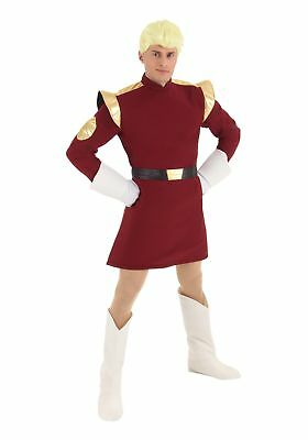 Zapp Brannigan Costume with Wig - Zapp Brannigan Costume