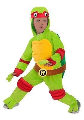 Teenage Mutant Ninja Turtle Toddler Raphael Costume - SIZE 12/18M