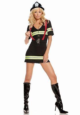 Adult Blazin Hot Firefighter Costume - Hot Firefighter Costume