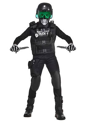 Kids Zombie Navy Seal Costume - Navy Seal Boys Costume