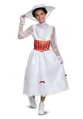 Mary Poppins Costume For Girl (Deluxe Mary Poppins Costume)