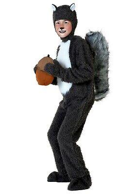 Squirrel Kids Costume (CHILD SQUIRREL COSTUME SIZE XL (missing foot)