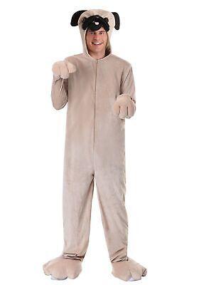 Adult Pug Costume (Adult Pug Costume)