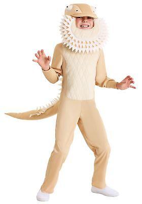 Kids Bearded Dragon Costume - Dragon Costumes Kids