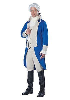 Adult George Washington Costume](George Washington Costume Adult)