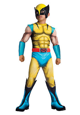 Marvel Wolverine Muscle Child Costume - Rubies](Wolverine Child Costume)
