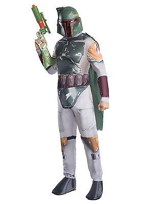 Star Wars - Boba Fett Adult - Boba Fett Adult Costume