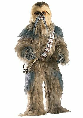 Chewbacca wookie supreme costume STAR WARS MASCOT. DHL FREE SHIPPING (Supreme Costume)
