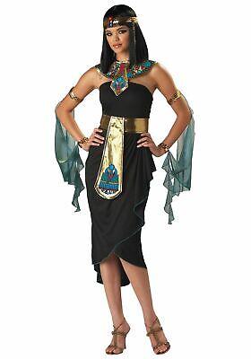 Nile Queen Cleopatra Halloween Dress Up Women Costume Medium Incharacter - Queen Cleopatra Halloween Costumes