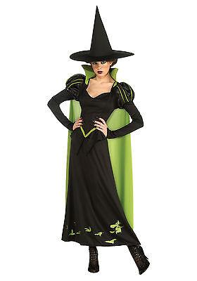 d Witch Adult Costume (New Style) (Oz Wicked Witch Kostüm)