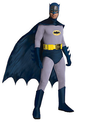 Batman - Adult Classic Grand Heritage Adam West Costume