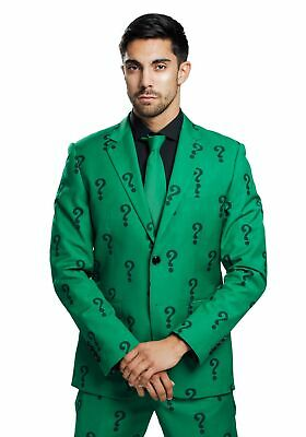 The Riddler Jacket (The Riddler Suit Jacket)