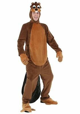 Adult Busy Beaver Costume](Adult Beaver Costume)