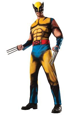 Adult Deluxe Wolverine Costume (Wolverine Costume Adults)