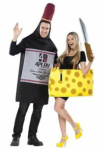 Wine and Cheese Costumes