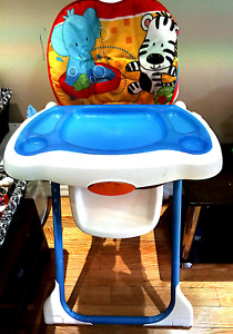 Baby car seat and high chair