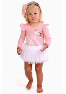 Rock Your Baby Swan Lake Baby Girl's Tutu Dress Sz 3-6 months Bexley North Rockdale Area Preview