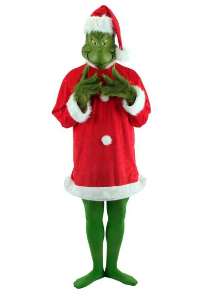 1 of 2  sc 1 st  Gumtree & Adult Grinch Costume HIRE Adelaide | Other Womenu0027s Clothing ...