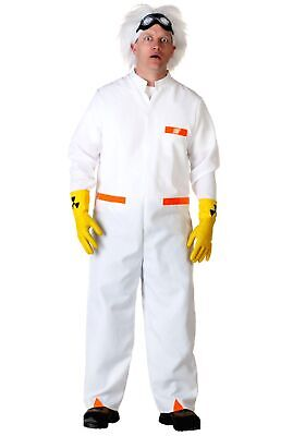 Back To The Future Costume (Back to the Future Doc Brown)