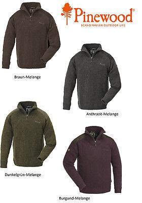 PINEWOOD  Hurricane  Strick- Sweater ,Troyer ,Pullover. - Wind- Wasseabweisend