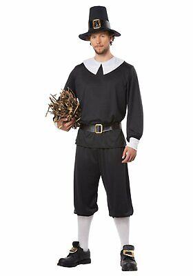California Costumes Collections 01312 Adult Pilgrim Man](Adult Pilgrim Costume)