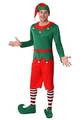 Men's Santa's Helper Costume - Santa Costumes For Men