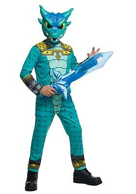 CHILD SKYLANDERS SNAP SHOT TRAP TEAM COSTUME SIZE - Trap Team Kostüme
