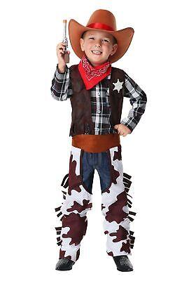 Wild West Sheriff Costume (Wild West Sheriff Costume)