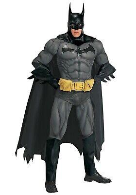 ADULT COLLECTORS BATMAN COSTUME SIZE STANDARD (with defect) - Collector Batman Costume