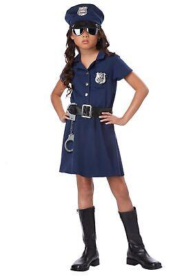 Girl Police Officer Costume (Girls Police Officer Costume)
