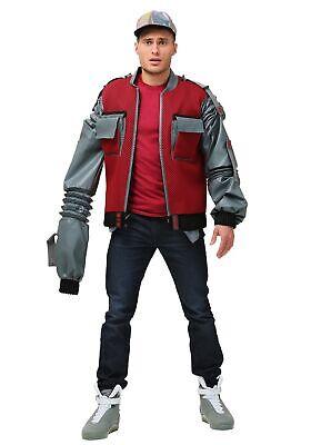 Men's Plus Size Authentic Marty McFly - Marty Mcfly Kostüm