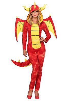 Dazzling Dragon Womens - Dragons Costume