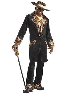 Supa Mac Daddy Pimp Costume - Supa Mac Daddy Kostüm