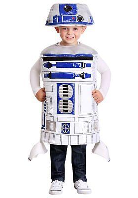 Star Wars R2-D2 Toddler Costume](R2d2 Toddler Costume)